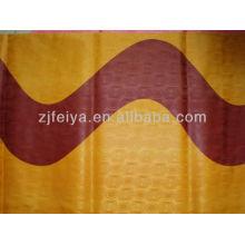 Мода печатных Африканский Стиль дамасской Гвинея brocade 100%полиэстер