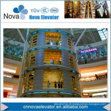 Comforable Sightseeing Lift para o Centro Comercial