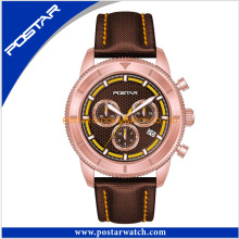OEM & ODM Watch Supplier Rosegod Watch Gentlemen Swiss Quality Watch