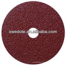 Disco de fibra abrasiva 3M para herramientas de pulido de acero y metal con alta calidad y buen precio