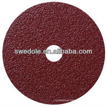 3M abrasive fiber disc for steel and metal polishing tools with high quality and good price
