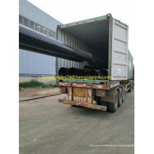 Tubos de aço carbono SANS 719 Grau B