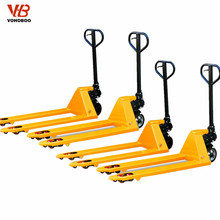 DF 2.5 ton Hydraulic Hand Pallet Truck China For Factory Workshop