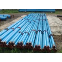 Tubo de acero anti-corrosión
