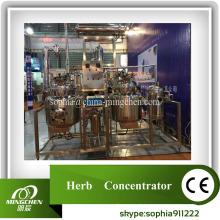 Concentrateur d'herbes