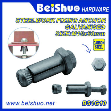 Expansion Anchor Bolt and Wood Anchor Bolt