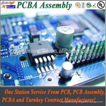 téléphone portable téléphone portable pcb pcba fournisseur haute qualité smt pcb assembly
