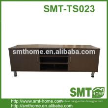 Commercial melamine MDF PB tv bench