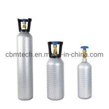 5L Aluminum CO2 Cylinders 150bar for Beverage