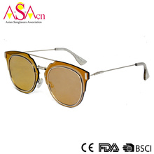 Neueste Fashion Designer Customed Polarized Lady Sunglasses (16101)