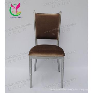 Hotel Brown Fabric Chiavari Chair (YC-A36-02)