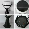 Высокий просвет CE солнечной столба света с 36pcs LED для открытый сад шариком освещение (JR-2012)