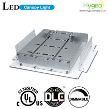 150W led canopy lights for pertrol station