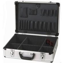 Caja de herramientas de aluminio / OEM hecho / venta caliente en Europa