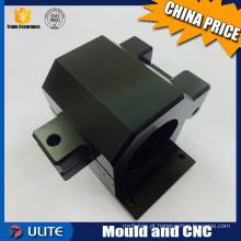 Torneamento de aço inoxidável personalizado / latão / alumínio Usinagem CNC Maquinação de precisão Peças de torneamento CNC Usinagem de latão