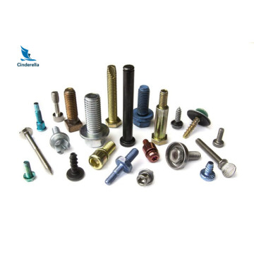 CNC Machining Service Custom Plating Part