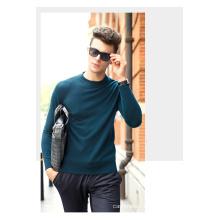 Men′s Round Neck Cashmere Sweater (13brdm002-2)
