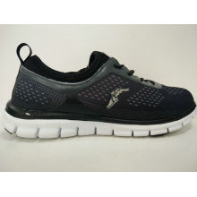 Neue Design Frauen Schwarz Gym Schuhe