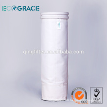 hot selling woven fiberglass filter bag for steel industry Made In China