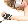 Bed Restraints Strapon Erotic Toys Bdsm Bondage Hand Ankel Cuffs Sex Games