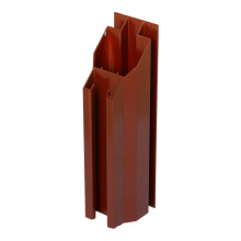 Extrusão de alumínio perfil Industrial de alumínio-014