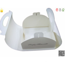 Almohada Cake Box / Handle Food Cake Box / Ventana Chocolate Box