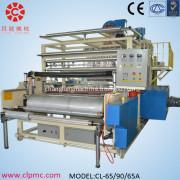 Plastic Film Extrusion Machine Stretch Film Lldpe