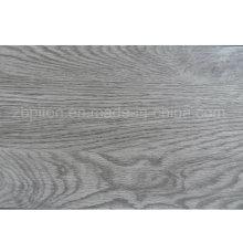 Plancher de vinyle de PVC de texture en bois durable