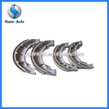 High Performance Locomotive Centric Brake Shoes