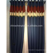 Rideau antidérapant en inox rideau traditionnel