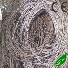 SGS 99.5% Aluminum Wire Scrap