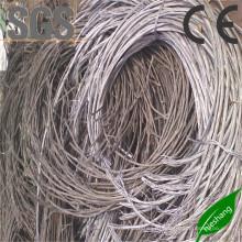 СГС 99.5% Алюминиевый утиль провода