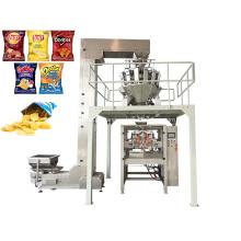 Máquina de embalagem vertical de batatas fritas 540 VFFS vertical