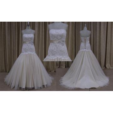 Taiwan Mermaid Wedding Dress Manufacture