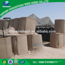 Baixo Preço e Melhor Qualidade galvanizado armamento hesco barreira