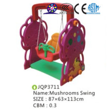 2016 hot sale for kids indoor plastic swing