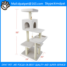 Good Quality Luxury Cozy Artificial Cat Trees
