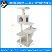 Fábrica al por mayor del producto del animal doméstico Cat Tree