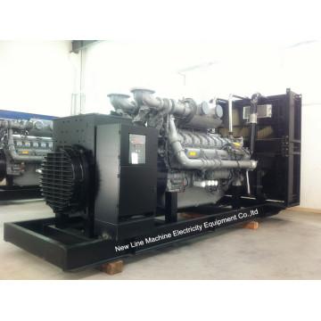 Grupo electrógeno de potencia diesel serie Perkins / 10kVA-2500kVA