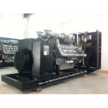 Grupo electrógeno de potencia diesel serie Perkins / 10kVA-2500kv (NPP450)
