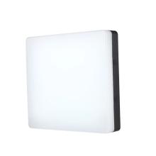 Lámpara de techo cuadrada de bajo consumo para dormitorio