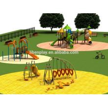 Aire de jeux pour les enfants Aires de jeux extérieures pour les enfants Jeux d'activités Jeux à l'extérieur de l'équipement