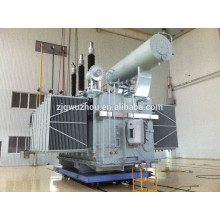 132kV / 50000 kVA OLTC Leistungstransformator bei Südafrika