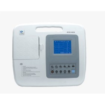 Medical Three Channel Electrocardiograph ECG1103G