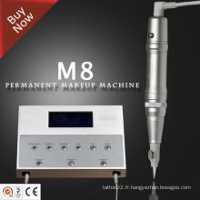 M8-III Machine de tatouage à sourcils de maquillage permanent de haute qualité
