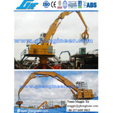 Steel Scrap Garbage Electric Grab Machine