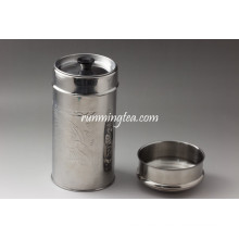 Metall-Kanister mit Deckel (verschiedene Kapazitätsoptionen)