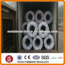 PVC galvanizado fio revestido