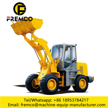 5 Ton Articulated Wheel Loader