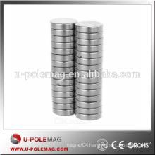 Round NdFeB magnet /N30UH Strong Magnet /Disk Magnet